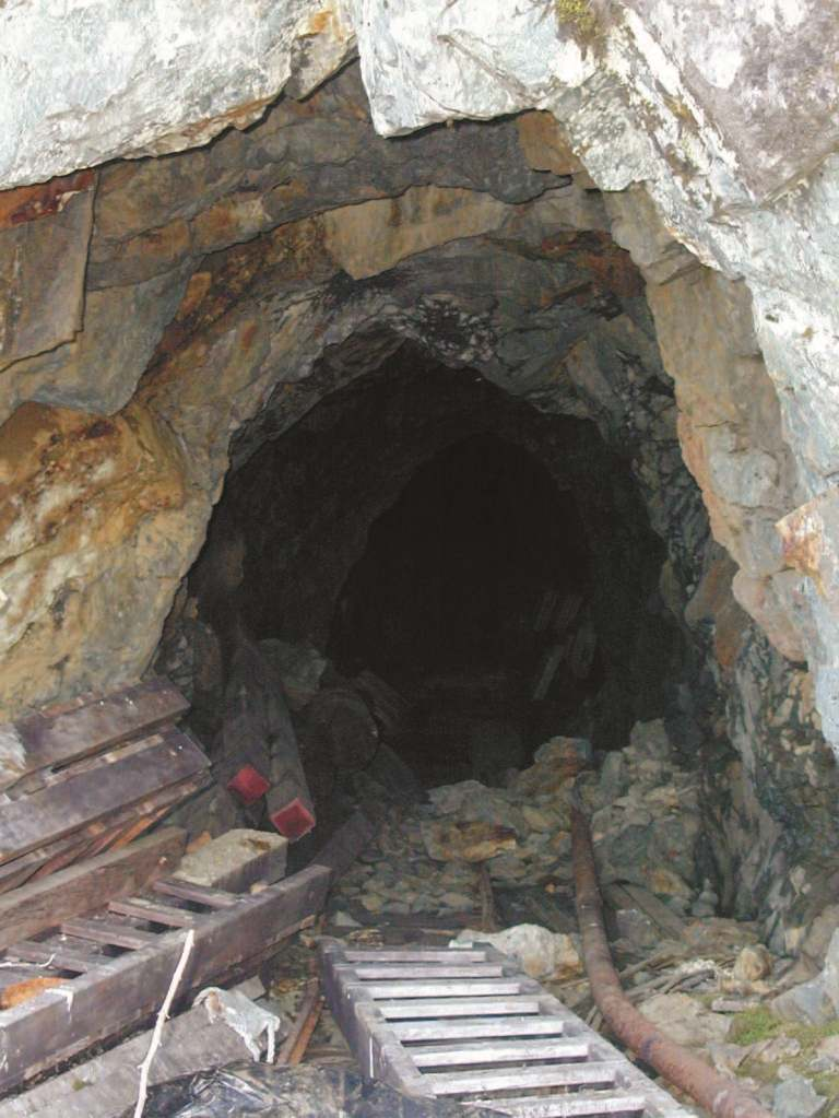 patented gold mine for sale - developed project