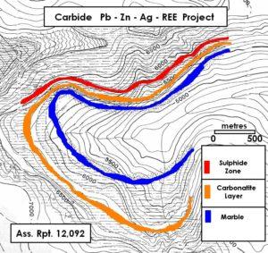 Carbide - ZONE-MAP