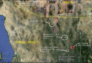 El Chuin - Nearest-Cu-Mines