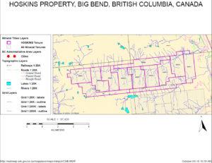 Hoskins Property - Tenure-map