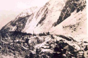 Paradise Mine - historic-camp-photo