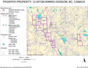 Prosper Property - tenure map