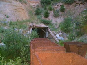 Taber Mine - 1