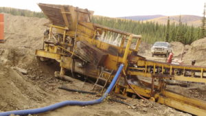 Wounded Moose Mine
