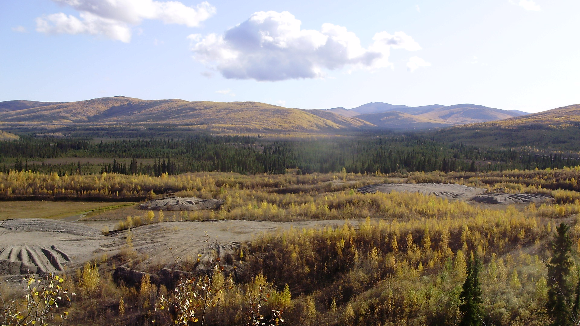 Wounded Moose Mine - Gold Placer Mine for Sale MineListings com