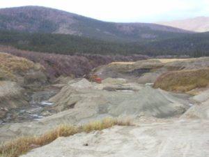 Gold Run Creek 4 - Yukon Gold Mine For Sale