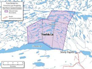 Fond du Lac Mineral Property For Sale 3