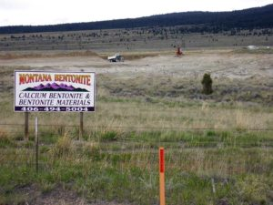 Montana Bentonite Mineral Operation For Sale 1