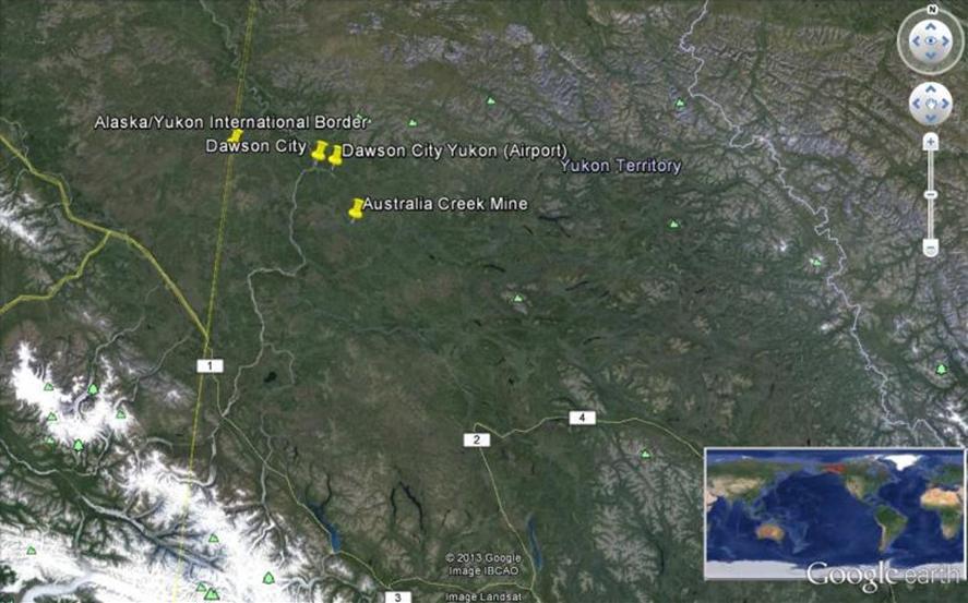 Australia Creek Gold Mine Minelistings Com