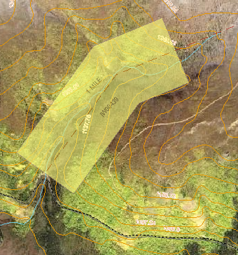 Laura Creek Mt. Freegold For Sale 1