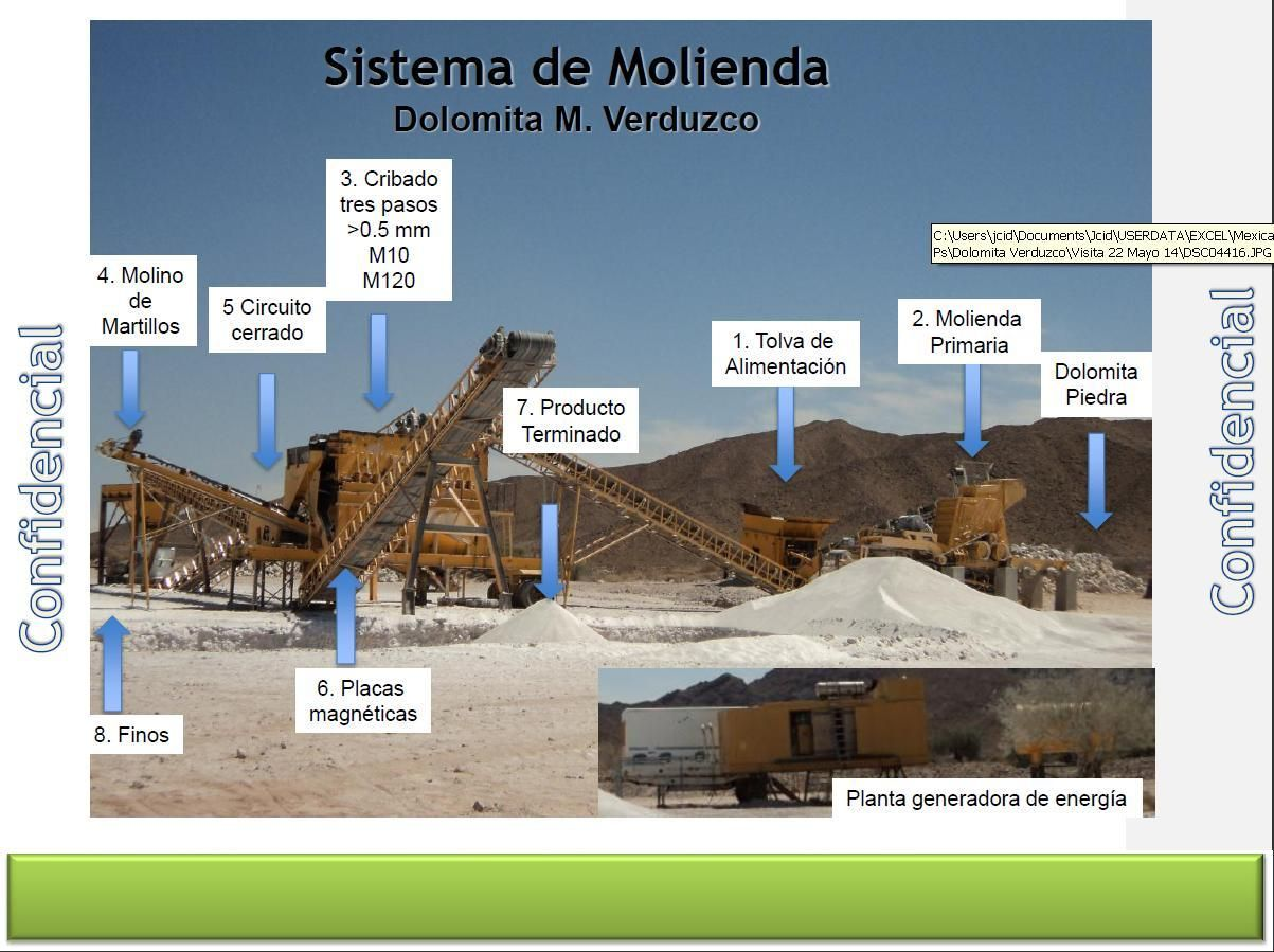 Mexico Mineral Project For Sale 1