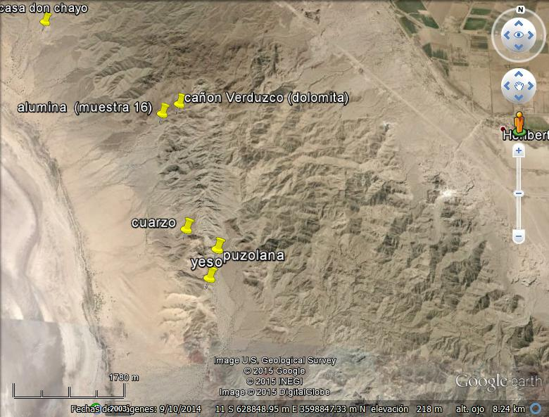 Mexico Mineral Project For Sale 2