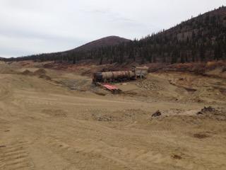 Nansen Creek Mine Johnson Exploration For Sale 2
