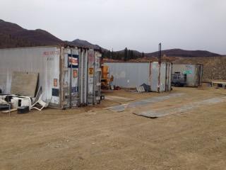 Nansen Creek Mine Johnson Exploration For Sale 3