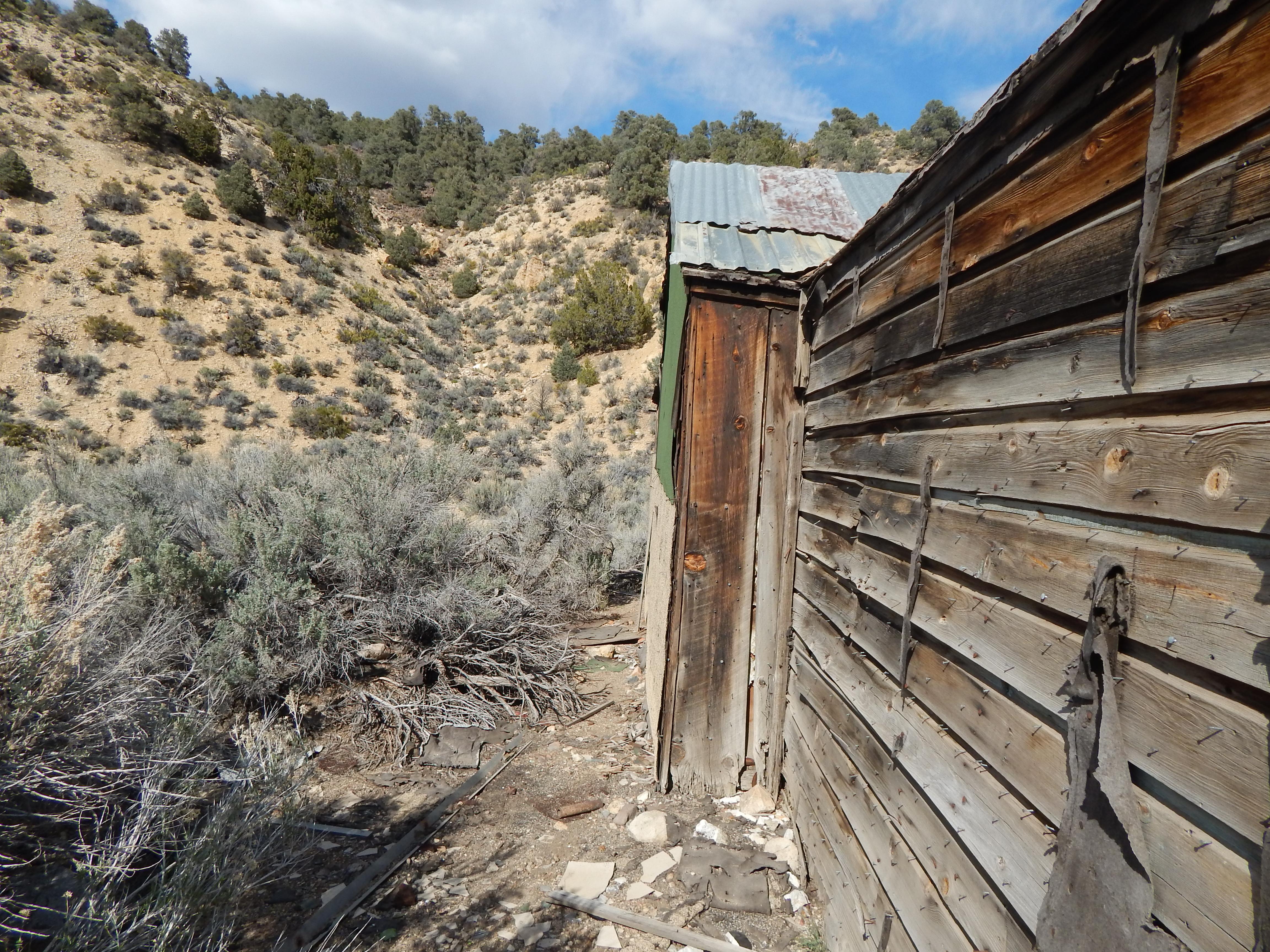 Cabin Wash Gold Claim For Sale 2