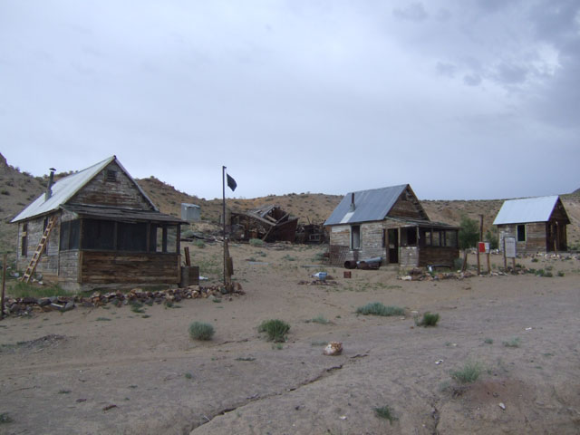 Nevada Lode Gold Cabins & Mines For Sale 1