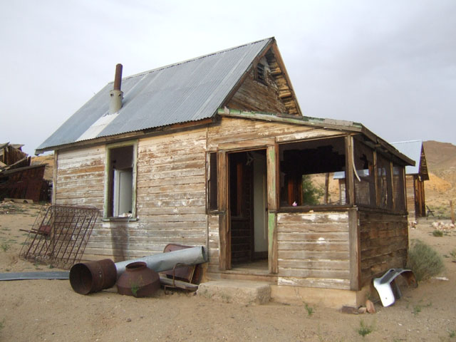 Nevada Lode Gold Cabins & Mines For Sale 2