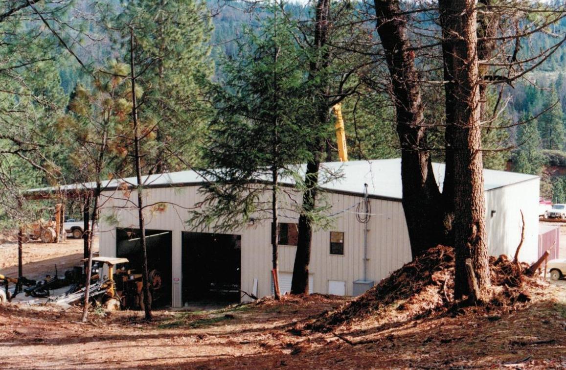 San Juan Ridge Gold Mine - Shop