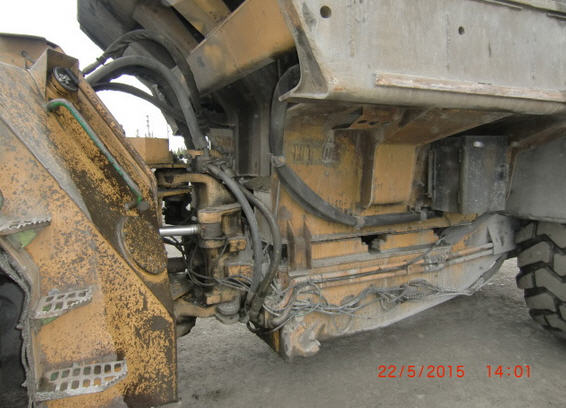 Caterpillar AD45B For Sale 3