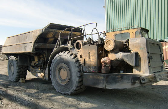 Caterpillar AD45B For Sale 4