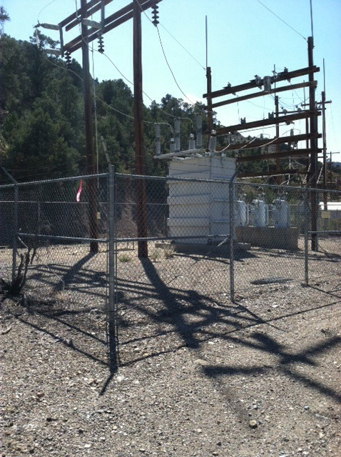 Historic Hales Headframe and Shaft For Sale 2