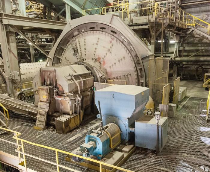 Fuller Sag Mill