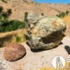 Mineral boulders